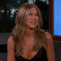 VIDEO: Watch Jennifer Aniston Talk About Joining Instagram on JIMMY KIMMEL LIVE!