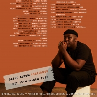 Jordan Mackampa Announces 2020 Headline Tour