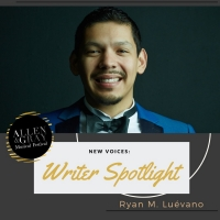 Allen And Gray's NEW VOICES Concert Series Will Feature Ryan M. Luevano Photo