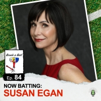 Listen: Susan Egan Talks Disney, Broadway, and Baseball On BREAK A BAT Photo