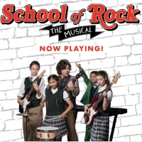 Regional Premier of School of Rock Shakes the Canyon Walls of Tuacahn Amphitheatre Special Offer