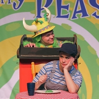 The Monster Who Ate My Peas to Delight Families at Adelphi PAC