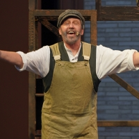 BWW Review: TEVYE IN NEW YORK! at The Wallis Annenberg Center For The Performing Arts Photo