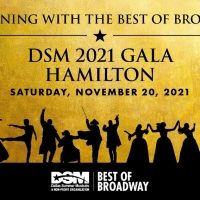 Dallas Summer Musical Announces AN EVENING WITH THE BEST OF BROADWAY Featuring HAMILT Photo