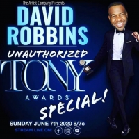Chicago Actor Pays Homage To Lost Tony Awards