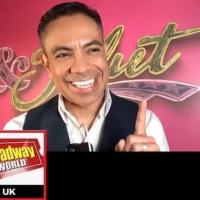 BWW TV: David Bedella Talks & JULIET and Winning His Third Olivier Award! Video