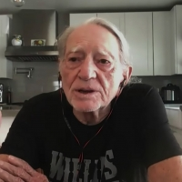 VIDEO: Willie Nelson Says He Smoked Weed on the Roof of the White House on THE TONIGH Photo