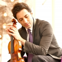 Violinist Philippe Quint to Debut With Baltimore Symphony In US Premiere Of CHARLIE CHAPLIN'S SMILE