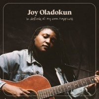 Joy Oladokun's Major Label Debut Album 'in defense of my own happiness' Out June 4 Photo