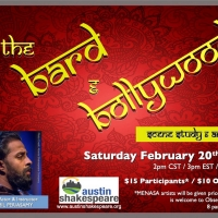 Austin Shakespeare Offers The Bard & Bollywood Scenework Class Photo