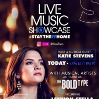 Freeform Launches An Instagram Live Concert Series Photo