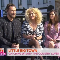 VIDEO: Little Big Town Talks About Their 20-Year Career on TODAY SHOW