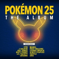 'Pokemon 25: The Album' to Feature Katy Perry, Post Malone, & More
