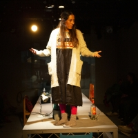 BWW Review: FACES IN THE CROWD, Gate Theatre Photo