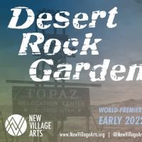 NVA Receives $15,000 Grant For DESERT ROCK GARDEN Photo