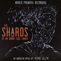 Composer Blake Allen Releases New Album THE SHARDS OF AN HONOR CODE JUNKIE Photo