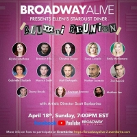 Broadway Alive Presents The Ellen's Stardust Diner Alumni Reunion Tonight Photo