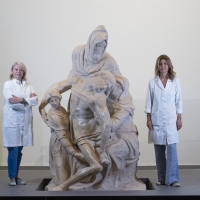 Restoration Of Michelangelo's Bandini Pietà Completed With Support From The Friends  Photo