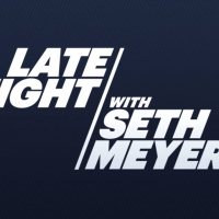 LATE NIGHT WITH SETH MEYERS Returns to the Studio Next Week Photo