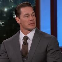 VIDEO: John Cena Smashes Holiday Gifts on JIMMY KIMMEL LIVE! Video