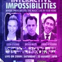 INTERACTIVE IMPOSSIBILITIES Comes to The Drama Factory via Zoom Photo