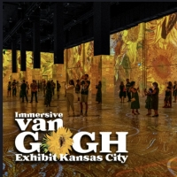 Immersive Van Gogh Exhibit in Kansas City is Now Available For Pre-Sale Photo