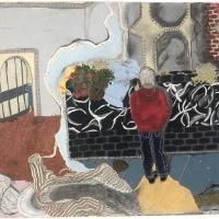Ann Greene Kelly EYELIDS AREOUR THINNESTSKINExhibit Begins November 10 Photo