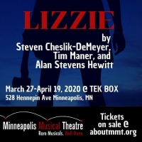 Minneapolis Musical Theatre Announces Cast, Tickets For Twin Cities Premiere Of LIZZI Photo