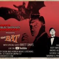 HOFF'S PUBLIC DOMAIN HORRORFEST Presents THE BAT Photo