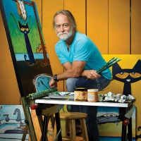 World Renowned Artist & Creator Of PETE THE CAT To Exhibit His Original Works In Rosw Photo