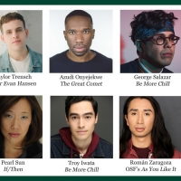 George Salazar, Taylor Trensch, Grace McLean and More to Take Part in Rhinebeck Write Photo