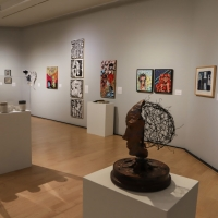 Students in Scottsdale Arts Learning & Innovation's Visions Program Show Art in Onlin Photo