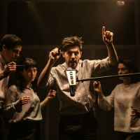 BWW Review: THE WAR OF THE WORLDS, Rose Theatre Photo