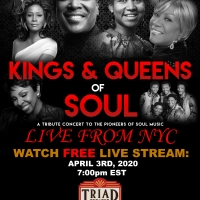 Lillias White, Jacqueline B. Arnold, Rashidra Scott & More to Sing on Live Stream of KINGS AND QUEENS OF SOUL Concert