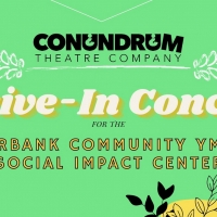Conundrum Theatre Co. Holds Drive-In Concert at The Burbank Community YMCA Photo