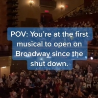 VIDEO: WAITRESS Receives a Rapturous Welcome As the Curtain Goes Up on Opening Night Photo