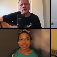 VIDEO: The Public Theater's Public Works Community Sings 'Still I Will Love' by Shain Photo