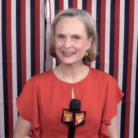 BWW TV Exclusive: The Great Facts of THE GREAT SOCIETY- Barbara Garrick on Lady Bird Johnson