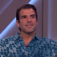 VIDEO: Zachary Quinto Shares His Childhood, Spock-Like Haircut on THE KELLY CLARKSON SHOW