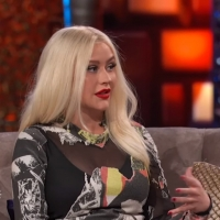 VIDEO: Christina Aguilera Talks Touring With Her Kids on LIVE WITH KELLY AND RYAN
