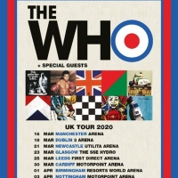 The Who Announce Spring 2020 UK Arena Tour With Full Orchestra