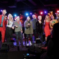 BWW Review: Prolific Singer, Songwriter And Music Director Brad Simmons Has A BLUE XMAS With Friends At The Green Room 42