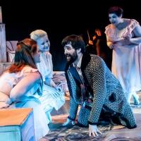 BWW Review: DAS RHEINGOLD, Grimeborn Festival, Arcola Theatre Photo