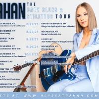 Alyssa Trahan Announces 'Baby Blues & Stilettos' Tour Photo
