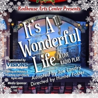 Redhouse Arts Center to Present IT'S A WONDERFUL LIFE Radio Play Photo