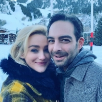 Betsy Wolfe and Adam Krauthamer are Expecting a Baby Girl in May
