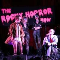BWW Review: THE ROCKY HORROR SHOW BURSTS ONTO THE STAGE IN KANSAS CITY at The Black B Photo