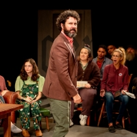 BWW Review: TIMELESS AND TIMELY A LIE AGREED UPON AT THE GAMM THEATRE Photo