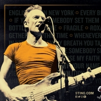 Sting To Bring His 'My Songs' World Tour to the London Palladium