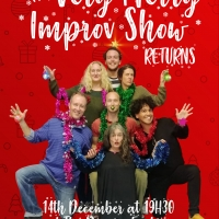 THE VERY MERRY IMPROV SHOW Returns to The Drama Factory